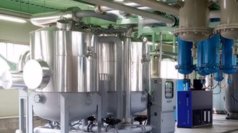 GSA-Zero-purge-loss-desiccant-air-dryer