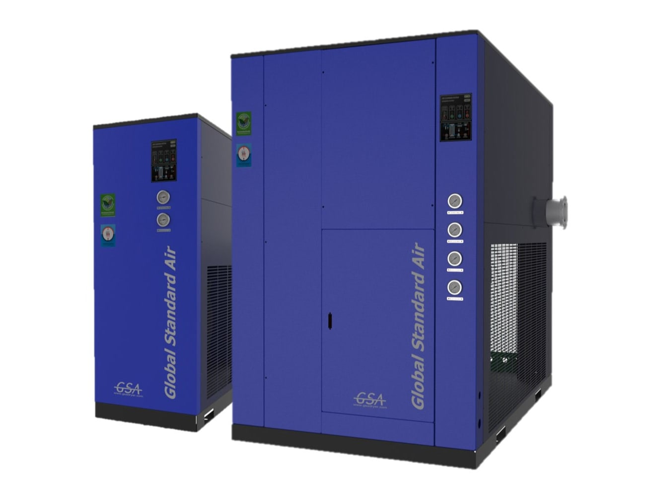 HYD W Refrigerated-Air Dryer Water Cooled type