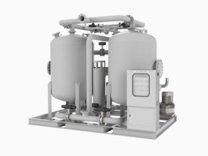 PEHB Desiccant air dryer Heater Blower Purge Type