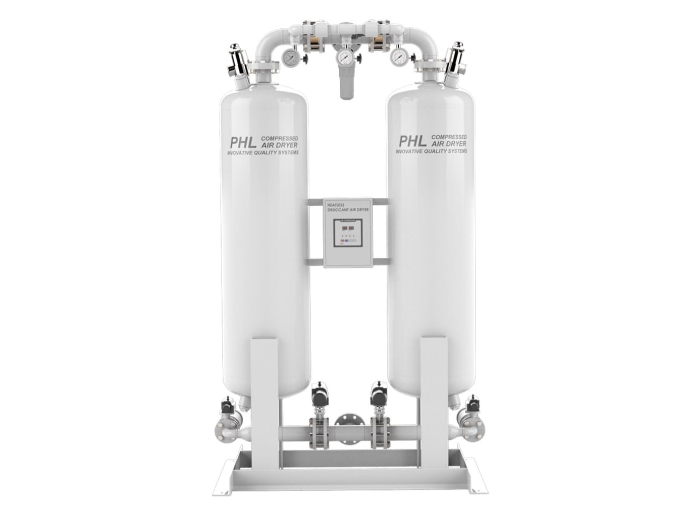 PHL Desiccant air dryer Heatless Type