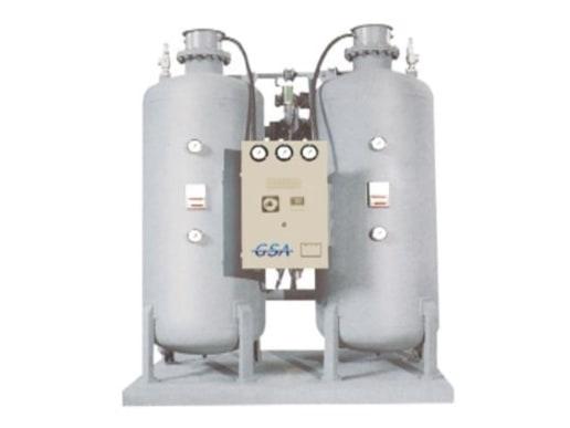 PIH Desiccant air dryer Internal Heater Type