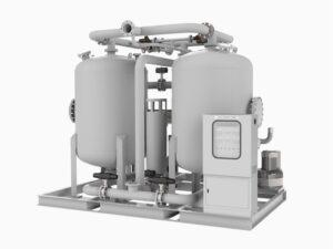 ZEHB Desiccant air dryer Heater Blower Non Purge Type