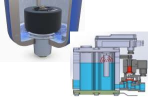 Highly Reliable Drain without Compressed Air Loss