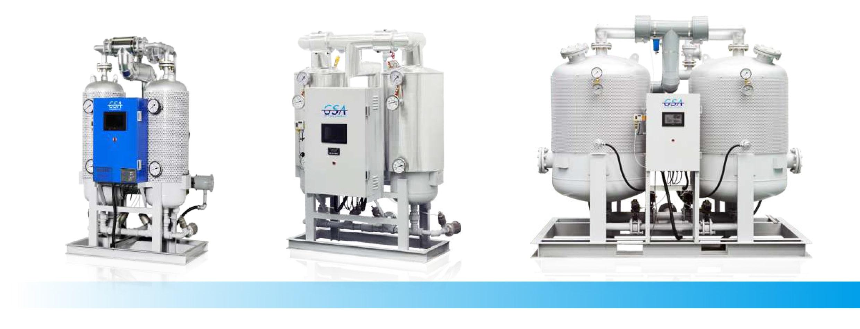 PEH Desiccant Air Dryer Series
