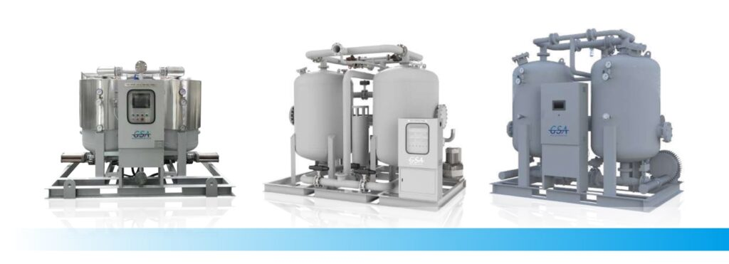 PEHB Desiccant Air Dryer Series