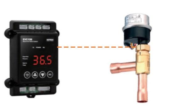 temperature control option