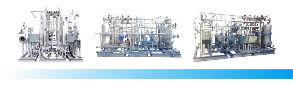H2 Dryer Hydrogen Deoxidation Unit