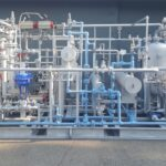 Gas dryer – DEOXO equipment to OCI  (a Korean factory) delivered in November 2016